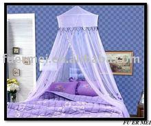 purple princess mosquito net bed canopy