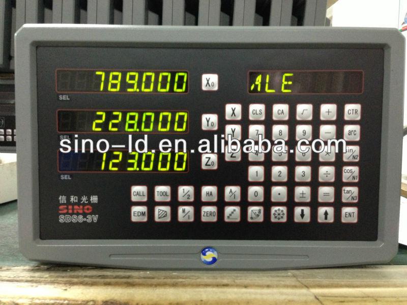 SINO DRO SDS6-3V --- Digital Readout/Display