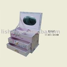 delicate design jewelry drawer box