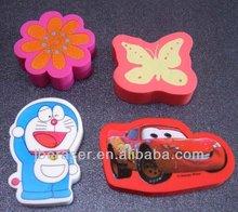 baratos de dibujos animados de goma de borrar