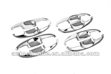Chrome Door Cavity Cover - for Toyota Yaris 06-08 Hatchback