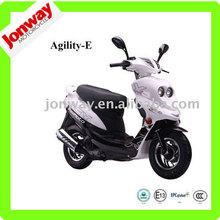 50cc eec gas scooter Agility-E