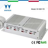 Active multi-channel video balun rj45 balun transformer video