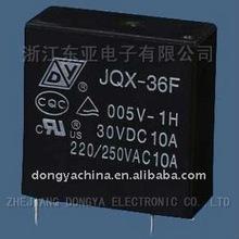 Relay JQX-36F