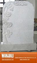 memorial marble headstone