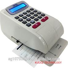 EC7II Cheque Writer