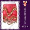 Fashion belly dance hip scarf, coin scarf, coin sash supply