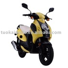50cc engine+800W motor Lithium battery EEC Hybrid scooter (TKM-HB1)