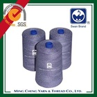 Polyester close bag sewing thread manufacture
