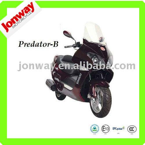 125cc EPA motorcycle