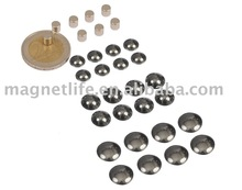 Annular Sintered Ferrite Magnet