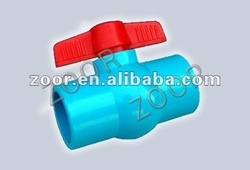 1/2&quot;-4&quot; pvc ball valve