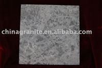 flamed limestone tile