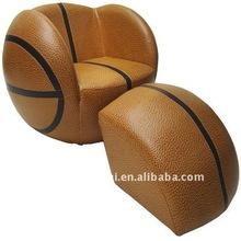 popular children basketball style art sofa