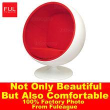 Fiberglass Furniture , fiberglass ball chair FG-A004