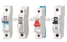 New mini circuit breaker /MCB/ CB/miniature circuit breaker panels