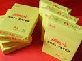 Alta qualidade de ácido- livre a4 branco papel de cópia 80gr