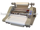 HD-FM380D high end advanced anticurl hot and cold roll film laminating machine