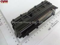 PA66 GF 50 automotive 81 pins ecu connector for PCB YN-121