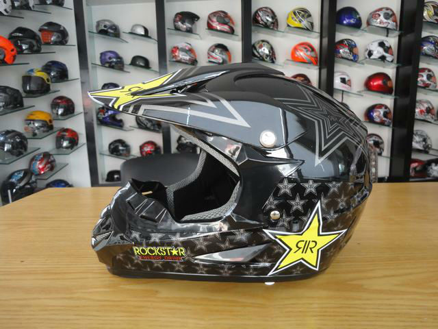 sport cross helmet