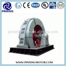 TK series three phase synchronous motors
