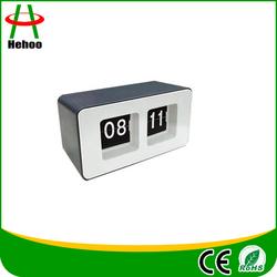 Automatic TIME flip clock