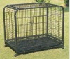 D232A, cubic tube Dog cage