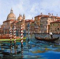 Waterproof Oil Canvas Painting