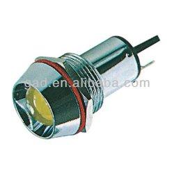 CNGAD 16mm led copper indicator lighting(copper light,led light)(GD16C-16)
