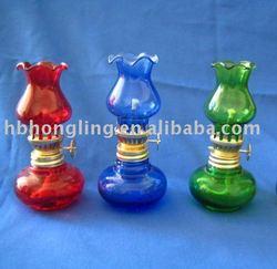 Mini Glass Oil Lamp