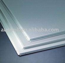 Aluminum ceiling tiles (595x595/575x575mm)