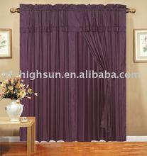 200 thread count Cotton jacquard curtain