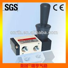 3/2 way 3H210-06 pneumatic hand lever valve 1/8''