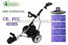 electric golf cart HME-603Digital