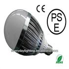 9w LED light bulb CE, ROHS, PSE