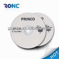 La marca de fábrica- en blanco princo dvd-r 8x/de alta capacidad de almacenamiento de taiwán