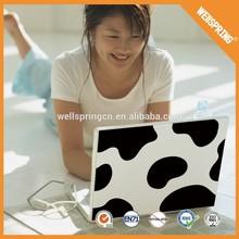Decorative vinyl laptop sticker,laptop skin
