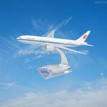 scale model,aircraft model,decoration,B777-200 plane model