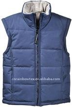 Reversible vest for promotion