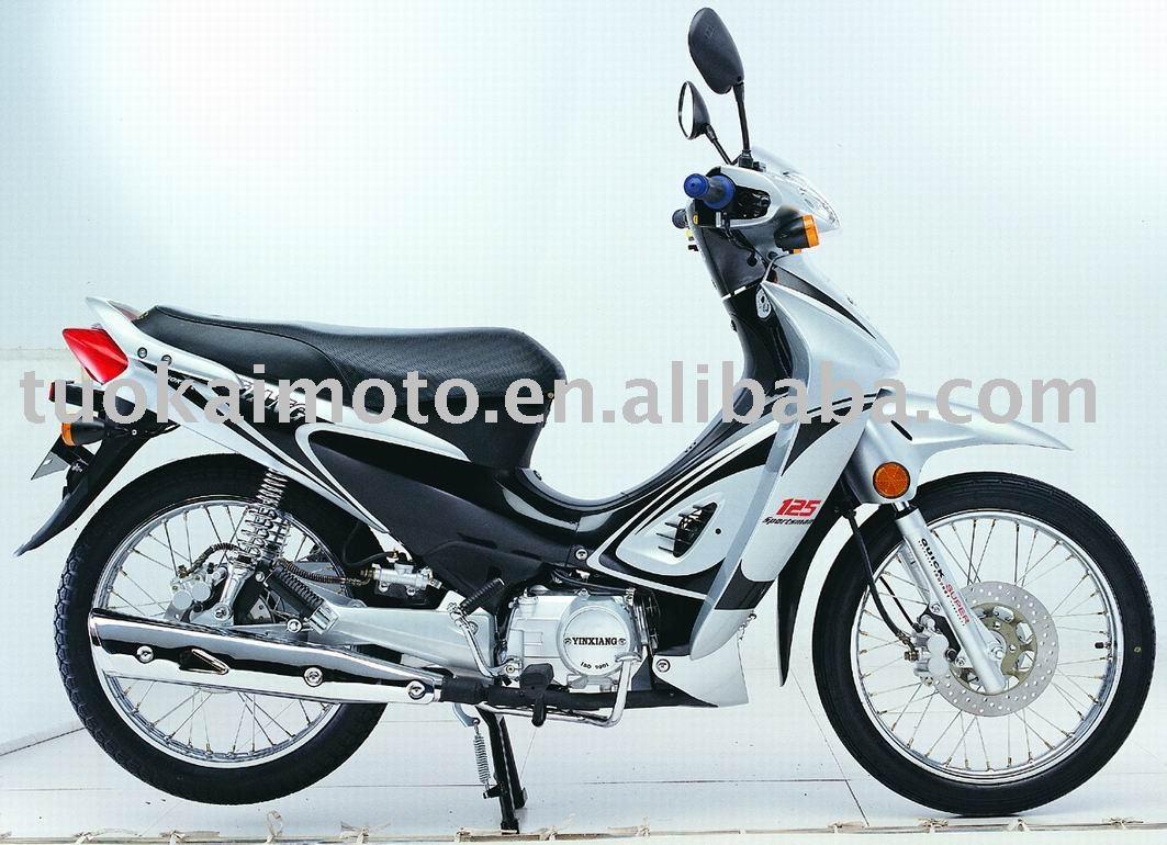 4-stroke air-cooling 50cc/100cc/125cc EEC3 Cub motorcycle TKM125E-1