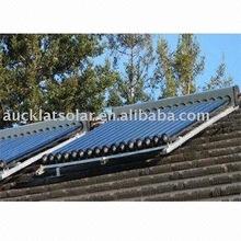 Aucklat solar water heater U pipe collector