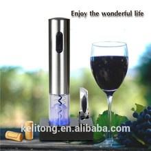 Electronic automatic rechargeable Wine Bottle Opener corkscrew
