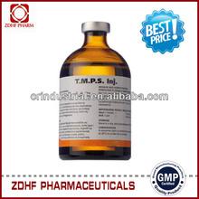 Enrofloxacin hcl 20% injection for poultry veterinary medicine