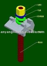 Bolt and nut&thread bolt&international standard railway components
