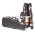 guitar shaped wine bottle box