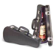 guitar shaped wine bottle box