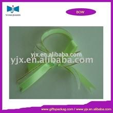 gifts colorful satin ribon bow