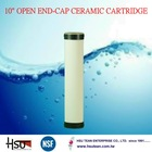 High Quality Washable Reusable ceramic Water Filter Cartridge
