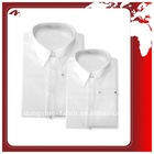 men's cotton formal white shirt