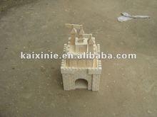 heze kaixin hand -made wooden bird house